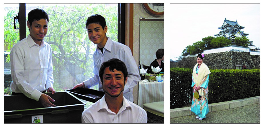 Famille Franco-Japonaise 2