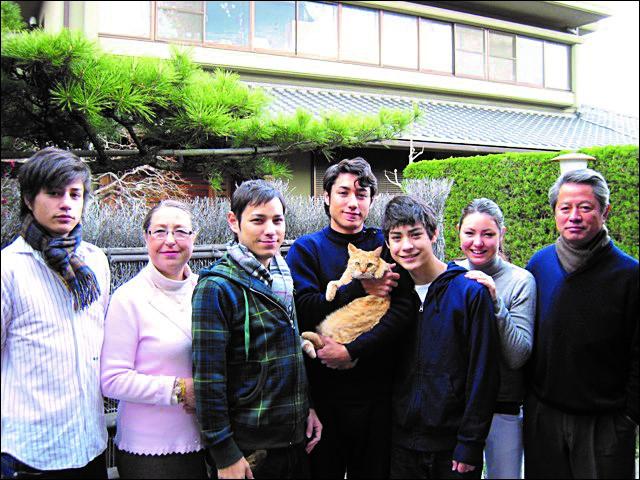 Des nouvelles des cousins japonais